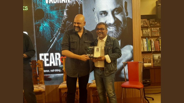 Vadhan's New Book 'Fear Of God' Sheds Light On The Law And Order Situation In Our Country