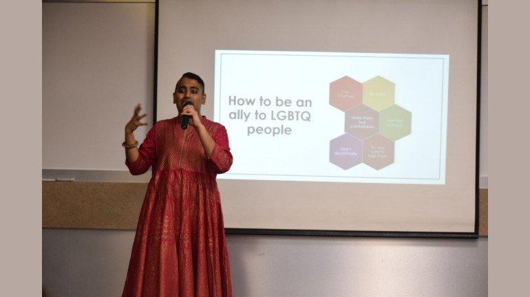 Narsee Monjee College Initiates 'Project Pragati' To Raise Awareness On LGBTQ