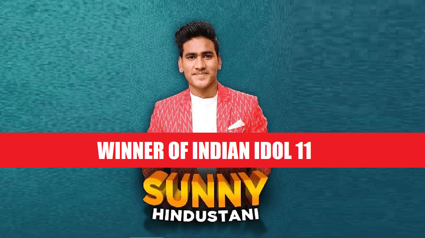 Sunny Hindustani from Bathinda wins Indian Idol 11