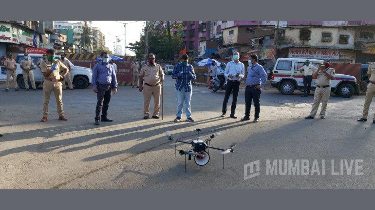 दहशतवादी हल्ल्याचे सावट, मुंबईत ड्रोन, पॅराग्लायडर्स, एअरक्राफ्टवर बंदी