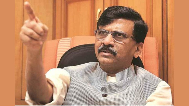 Ravana will be burnt completely by 2024, says Sanjay Raut as fuel prices hit records