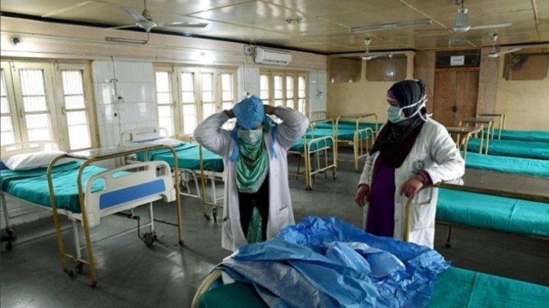coronavirus update: राज्यात पावणेदोन लाख आयसोलेशन खाटा उपलब्ध