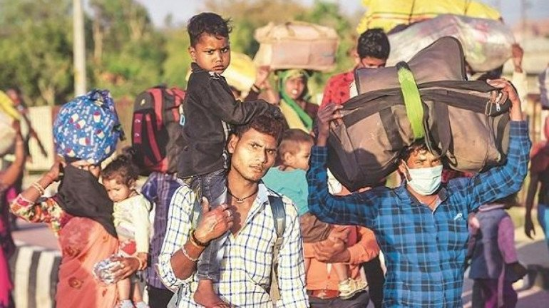 Mumbai: At least 28 lakh migrant workers return to the city