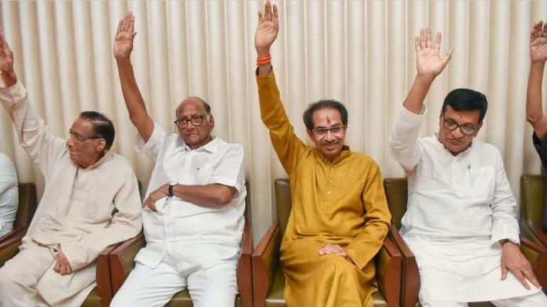 After switching over to NCP, five corporators return to Shiv Sena's fold