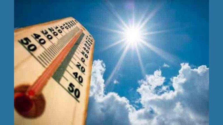 महाराष्ट्र में देश के 10 गर्म शहरों में से 5 शहर