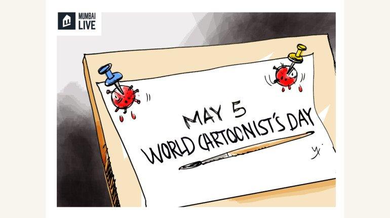 5 मई : विश्व कार्टूनिस्ट दिवस