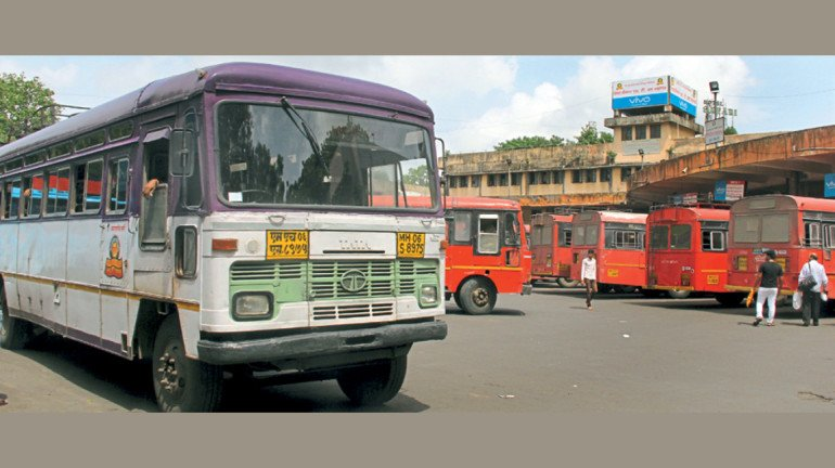 MSRTC plans to convert 1000 buses to CNG vehicles