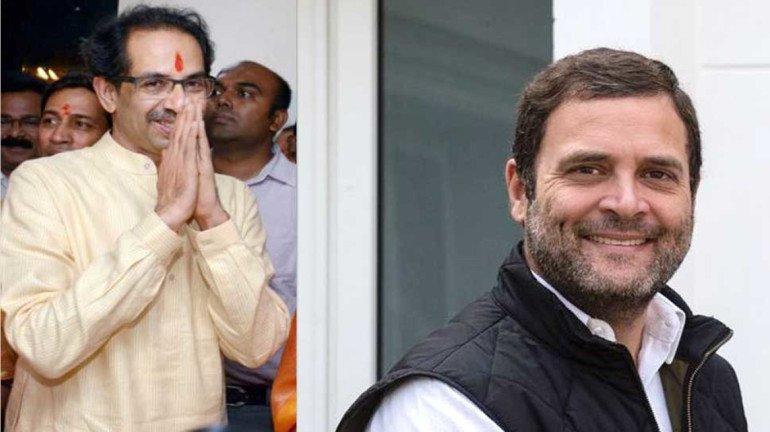 सब कुछ सही करने को लेकर राहुल गांधी और उद्धव ठाकरे ने फोन पर की बात