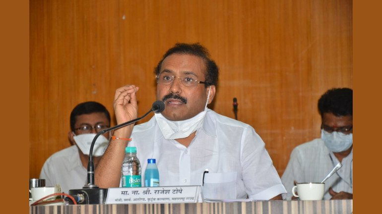 Maharashtra: Districts showing upsurge in COVID-19 cases to witness curbs, says Rajesh Tope