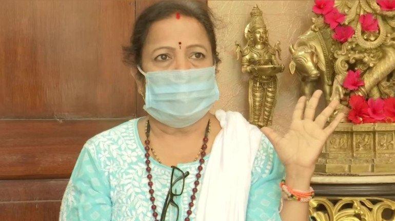 मुंबई की मेयर का दावा, मंदिर खुलने से बढ़े कोरोना मरीज