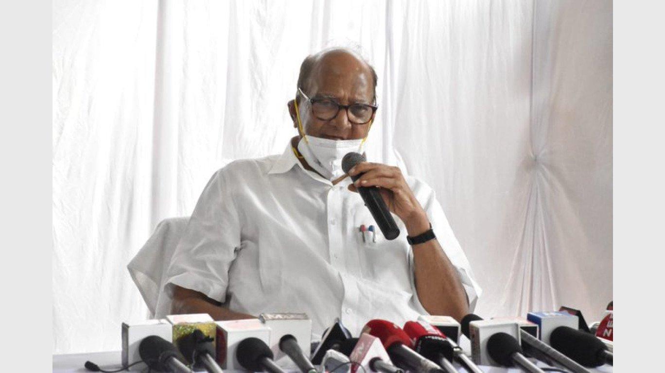 Ram Mandir: Sharad Pawar Takes A Dig At PM Modi, Asks Centre To ...