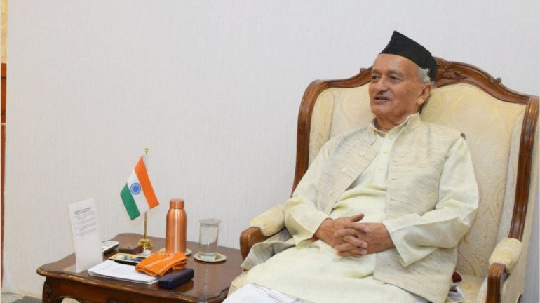 Maha Governor urges Vice President, LS speaker to issue advisory for oath ceremony