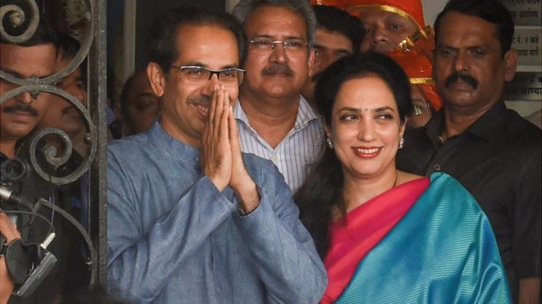 BJP Leaders File Complaints Against State Chief Minister, His Wife And Yuva Sena Secretary
