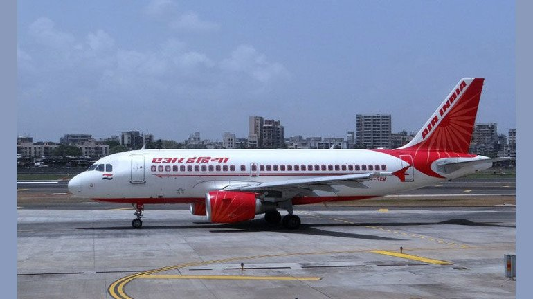 Government Refutes Reports Claiming That Tata Sons Wins Bid For Air India