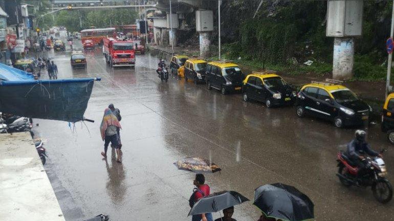 Mumbai Rains: City likely to witness heavy rains this week; Thane and Palghar on orange alert
