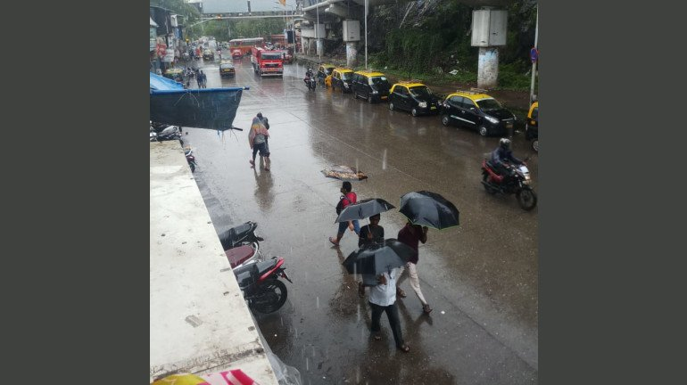 No Significant Increase In Rainfall Expected Over Mumbai In Next 48 Hours : Skymet