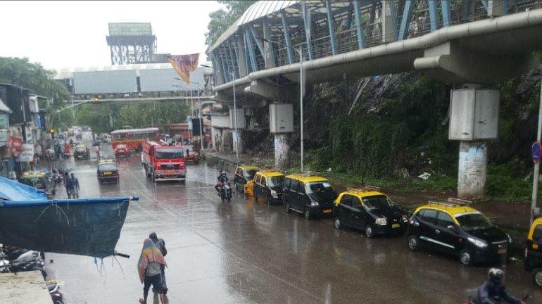 Mumbai Rains : गुरुवारीही वादळी वाऱ्यासह पावसाचा अंदाज