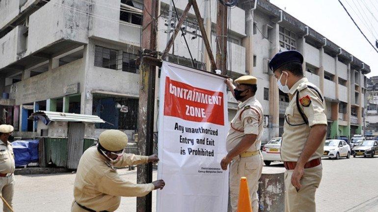 Vasai virar Nalasopara Containment Zones list : 'हे' आहेत वसई, विरार, नालासोपारातील कंटेन्मेंट झोन