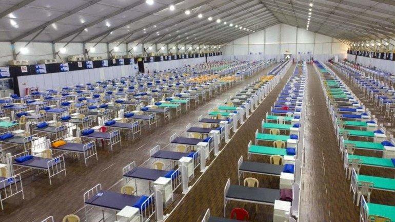 मुंबई में कोविड-19 मरीजों के लिए 3520 बिस्तर उपलब्ध