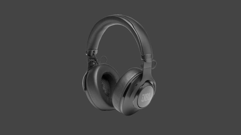 JBL Launches Premium CLUB Series Noise-Cancelling Headphones in India