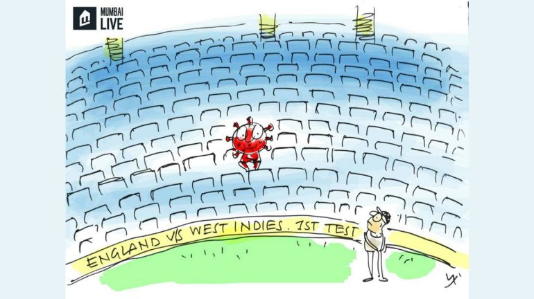 क्रिकेट पर भारी कोरोना
