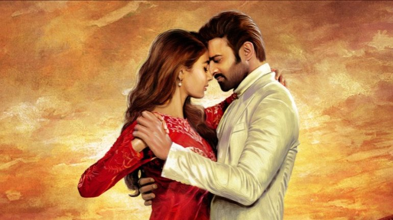 Prabhas releases the poster of his upcoming film 'Radhe Shyam'