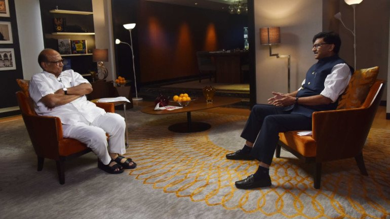 "'Saamana' Interview: NCP chief Sharad Pawar says Fadnavis' ""Mi Punah Yein"" claim backfired"