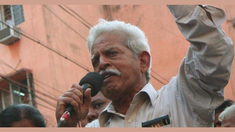 Jailed Poet Varavara Rao shifted to Nanavati Hospital after NHRC's intervention