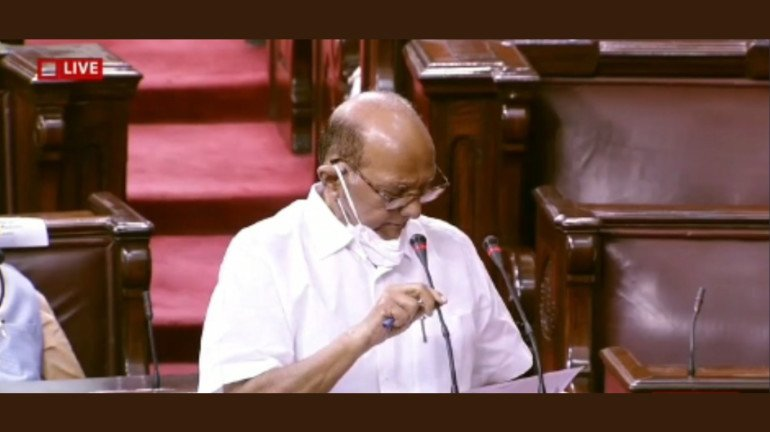 Newly elected Rajya Sabha members take oath; Sharad Pawar made member of defence committee