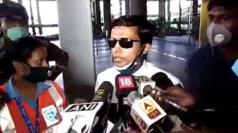 Bihar cop investigating Sushant Singh Rajput's case quarantined in Mumbai