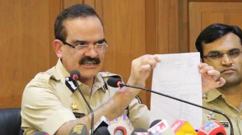 परमबीर सिंह के खिलाफ कानूनी कार्रवाई की प्रक्रिया शुरू