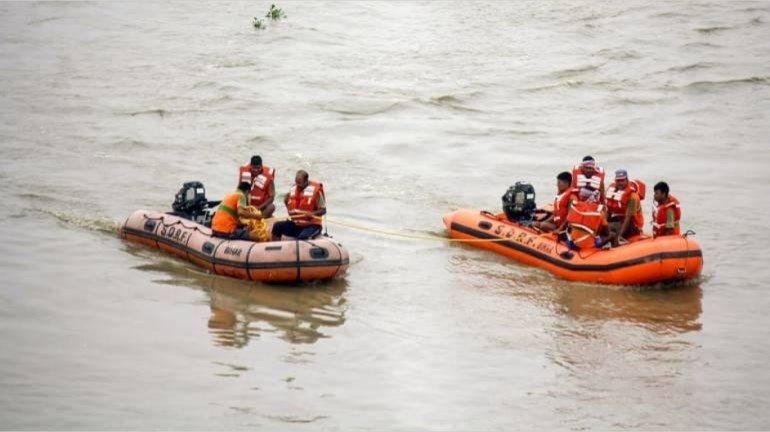 Amid Heavy Rains, 9 Rescue Teams Deployed in Maharashtra By The NDRF