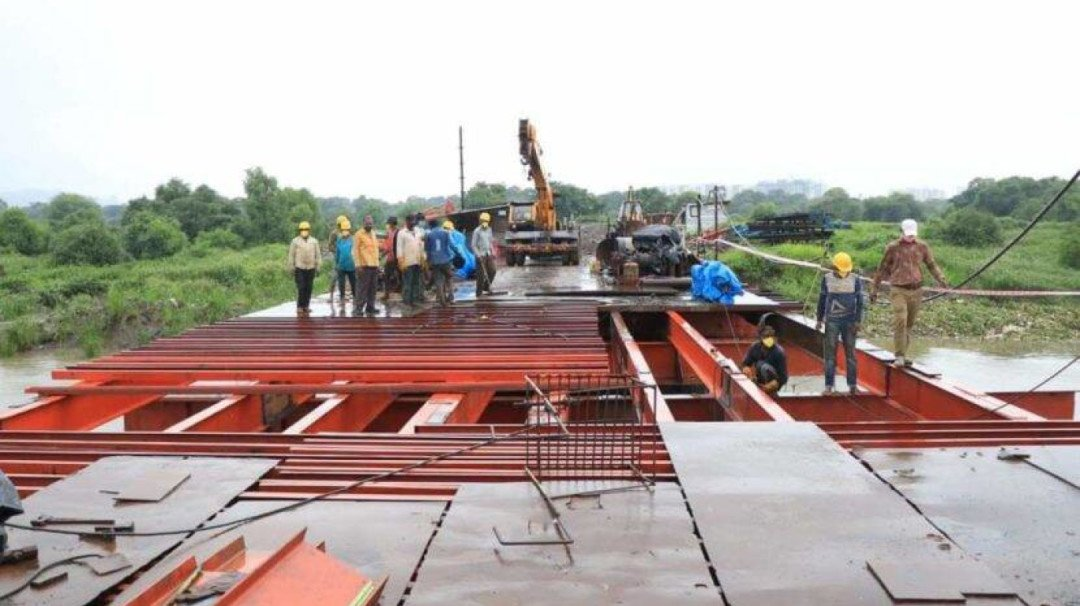 Mothagaon-Mankoli bridge work on Ulhas creek to be completed in 15 months