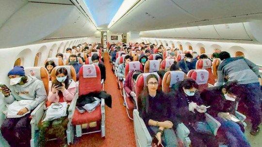 विदेश से आने वाले नागरिकों को इंस्टिट्यूशनल क्वारंटाइन में रहने से मिली छूट