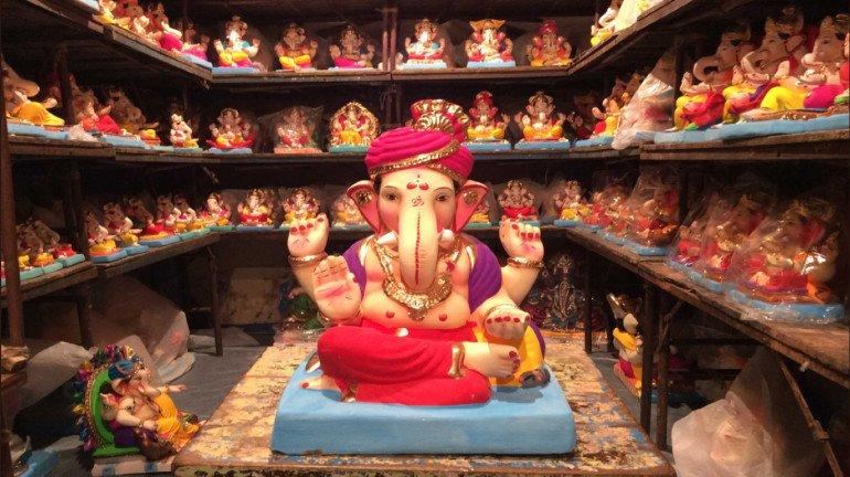 Ganeshotsav: Idols of Lord Ganesha can be home delivered in Navi Mumbai