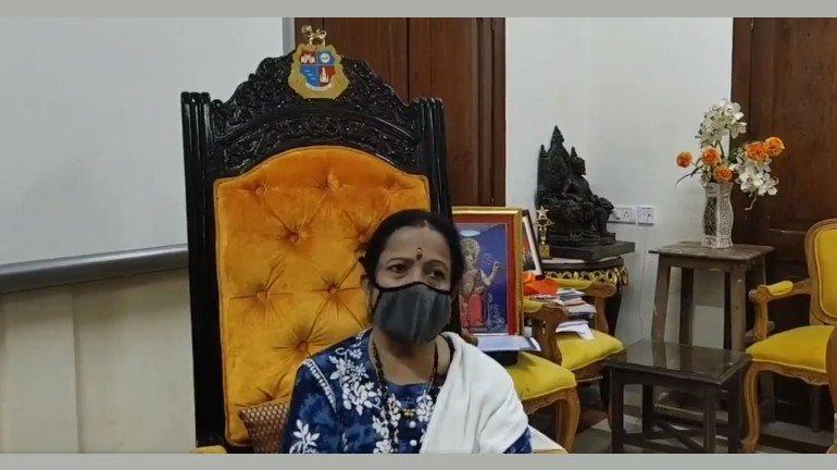 BJP is doing petty politics: Mumbai Mayor Kishori Pednekar on row over renaming garden after Tipu Sulta
