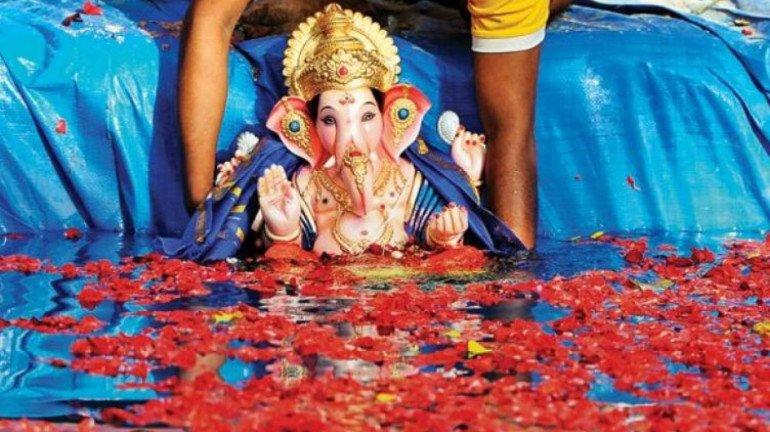 Ganeshotsav: Devotees bid adieu to Gauri-Ganesh