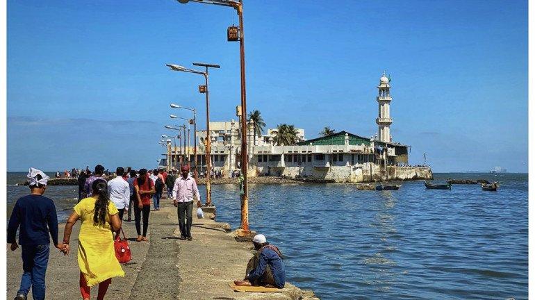 Mumbai coastal road project affects the local fishermen of Haji Ali