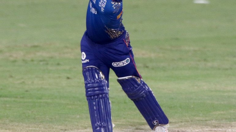 IPL 2021: MI alive in race to Playoffs after a striking win against RR By 8 Wickets!