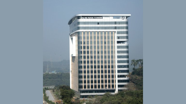 L&T inaugurates AM Naik Tower in Mumbai