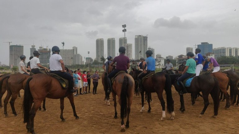 This club in Mumbai's Mahalaxmi Racecourse commence Monsoon games for physical, mental fitness amid COVID