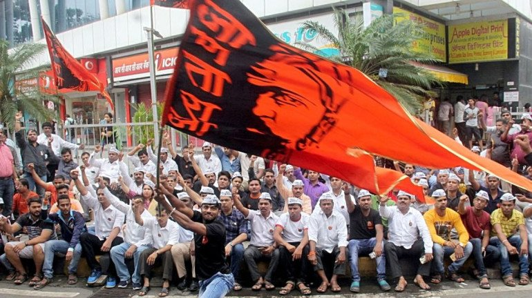 Maratha Community demands 13 per cent reservation in police force