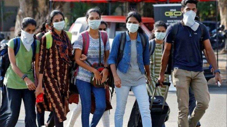 मुंबई : अब पहनना होगा 2 मास्क