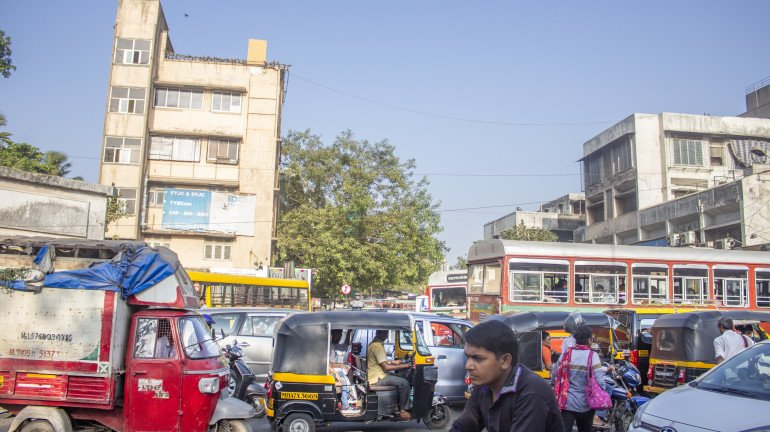 Unlock Phase-2:  On day 1, traffic in Mumbai up by 10%