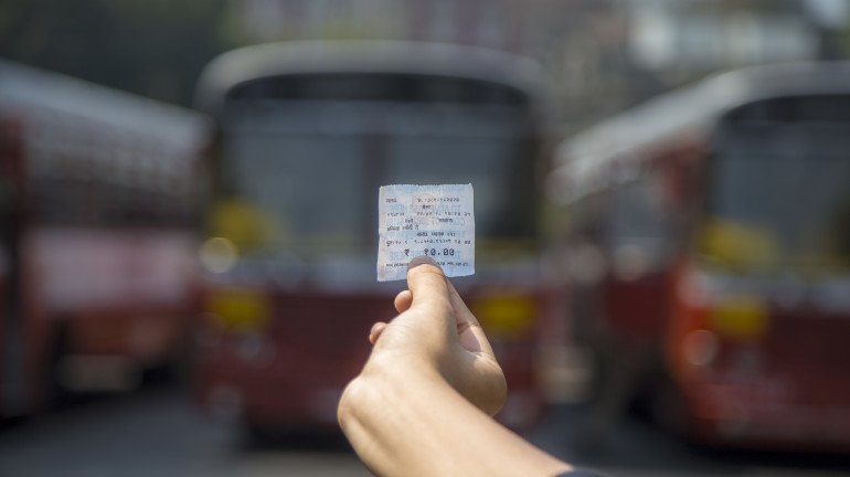 ऑनलाईन काढता येणार बेस्ट बसची तिकीट