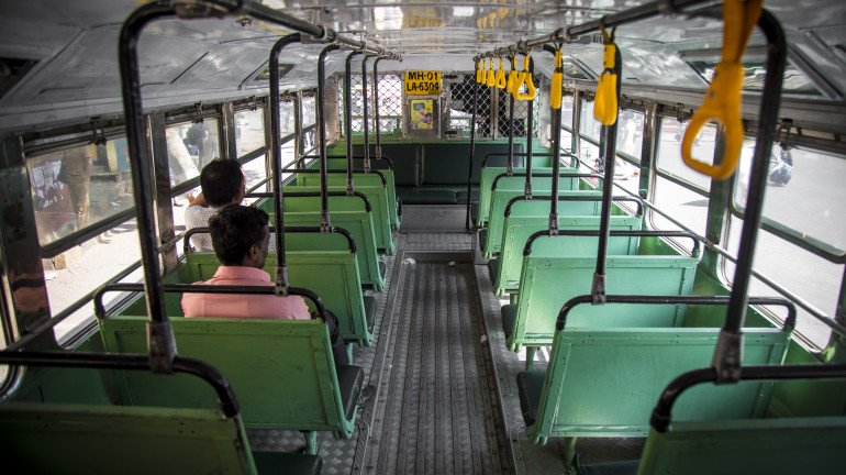 Heated discussion over conductor-less BEST busses