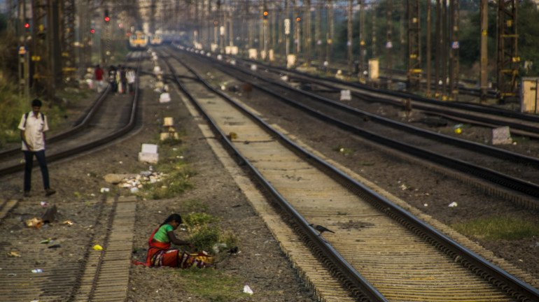 Loco Pilot Stops Train In The Nick Of Time To Save An Elderly Man's Life Near Mumbai