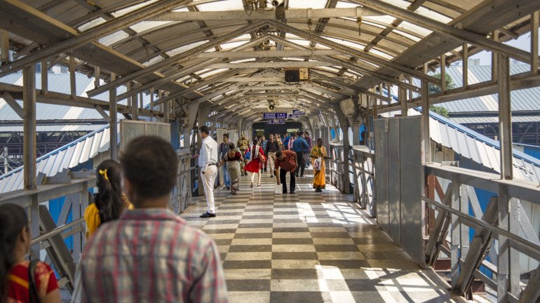 Central Railways fines over 90,000 commuters for travelling without tickets