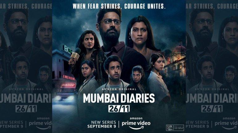 Mumbai Diaries 26/11: Saahas Ko Salaam – Mohit Raina pays a poetic tribute to frontline workers - Watch here