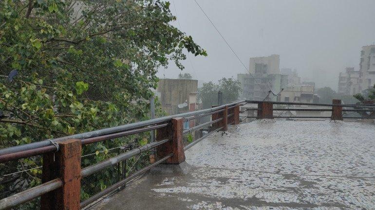 मुंबईतून पाऊस गायब; ०.० पावसाची नोंद